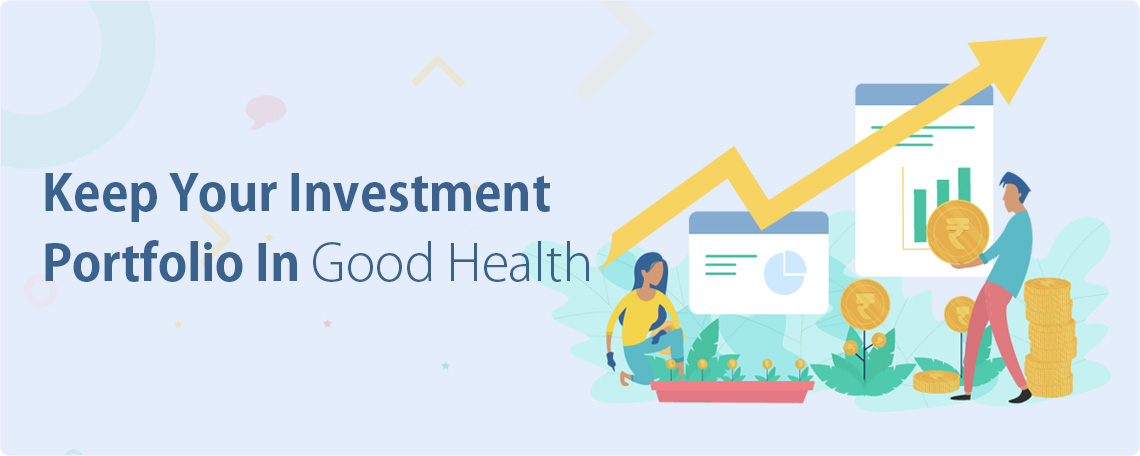 Keep Your Investment Portfolio In Good Health